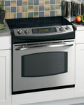 Drop-in electric range