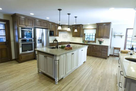 Beyond Kitchens Rochester MN Design Build Remodeling Company - Kitchen remodeling st paul mn