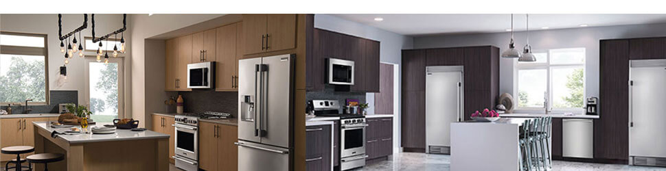 Frigidaire Professional Brand Banner
