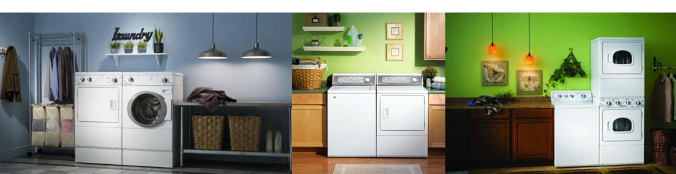 Speed Queen Washers & Dryers : Warners' Stellian