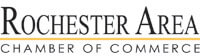 Rochester Area Chamber of Commerce Logo - Website Link