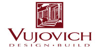 Vujovich Design Build, logo