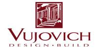 Vujovich Design Build, logo