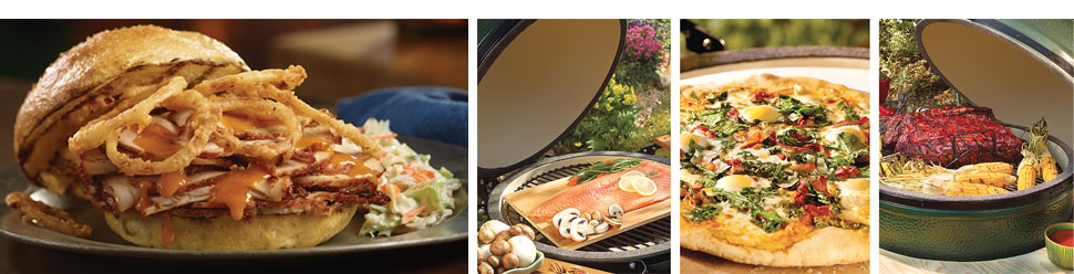 Big Green Egg Grill Brands