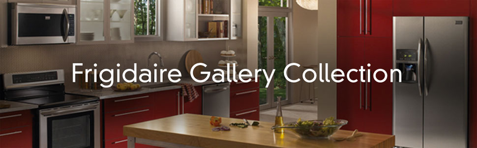 Frigidaire Gallery Collection Kitchen Example