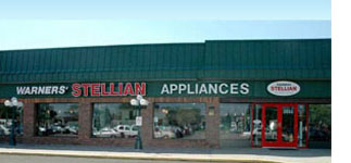Edina Appliance Store - Warners Stellian