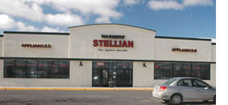 Woodbury Appliance Store - Warners Stellian
