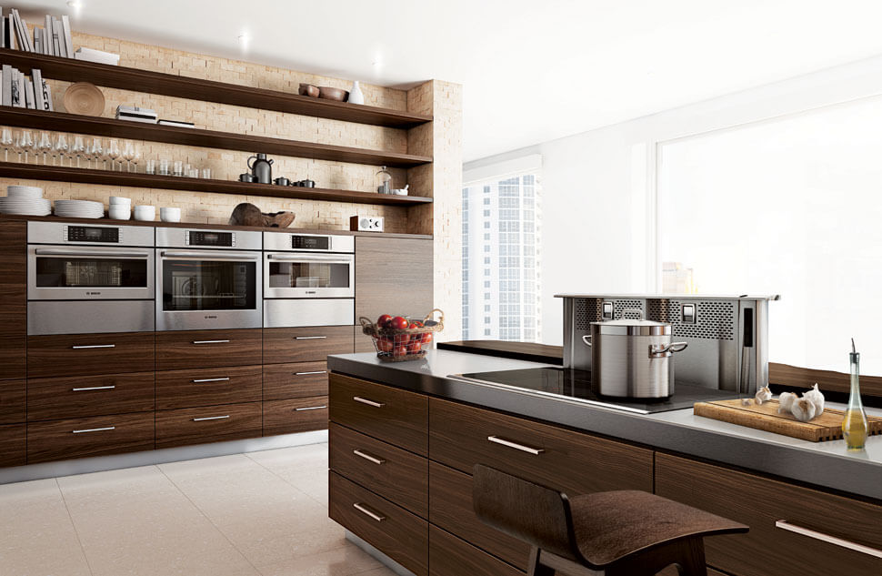 Bosch Kitchen Appliances - Unrivaled European Design for Life on Your Terms at Warners' Stellian