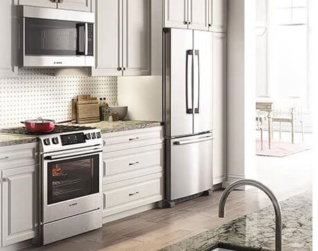 Bosch Appliances From Warners Stellian