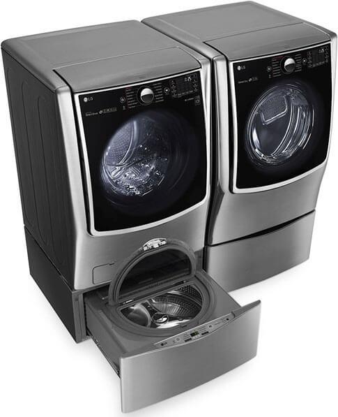 LG Washers & Dryers