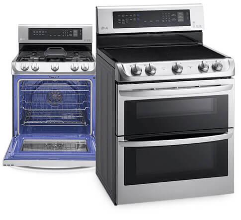 elegant images of lg kitchen appliances
