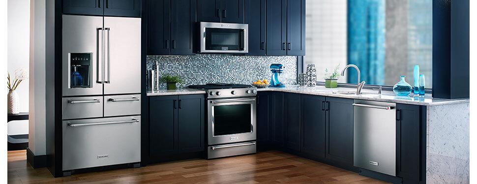 Kitchenaid Appliances Warners Stellian