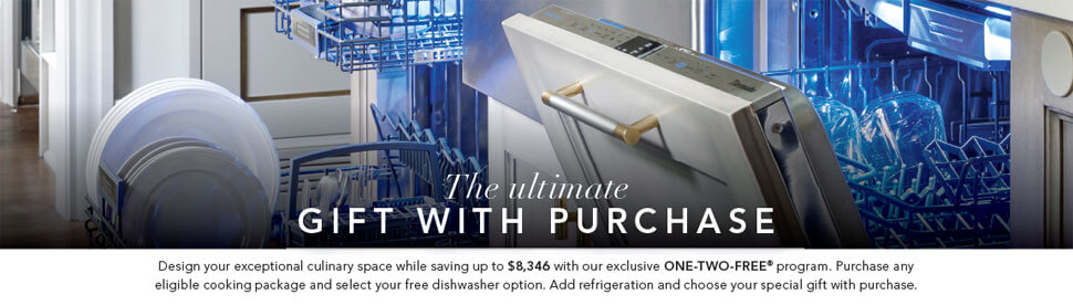 Thermador Ultimate Gift with Purchase Promotion