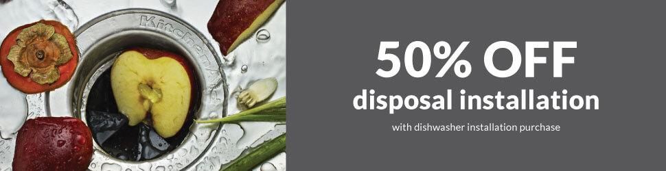 970x250 disposal install warners 39 stellian for Warners stellian