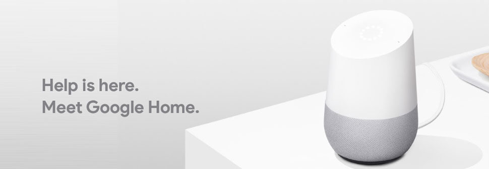 Google Home Brand Page