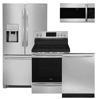 Frigidaire Gallery kitchen Packages : Warners' Stellian