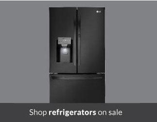 Shop Refrigerators on Sale