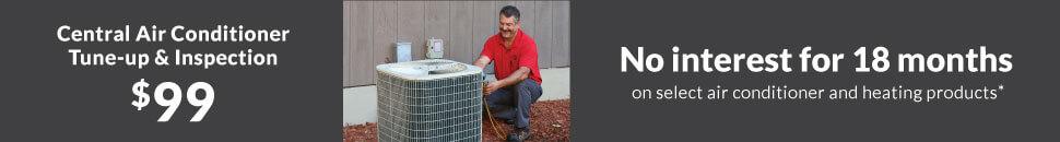 HVAC Offers July 11-25