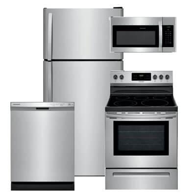Kitchen Appliance Packages 4 Piece Appliance Sets Warners Stellian