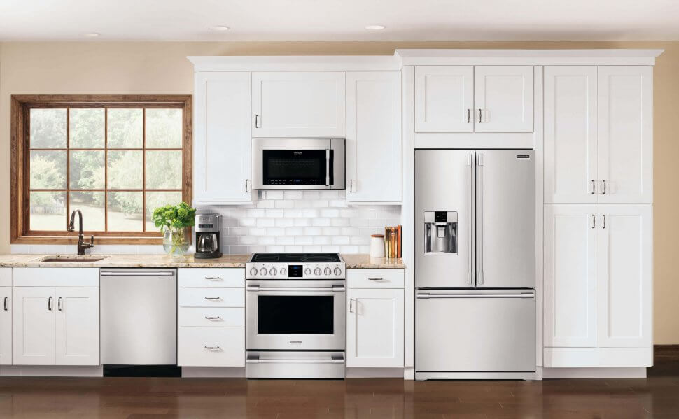 A Guide to Appliance Finish Options | Warners Stellian