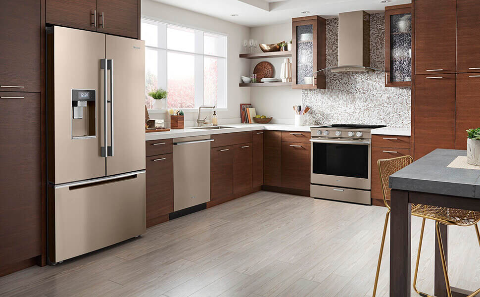 A Guide To Appliance Finish Options Warners Stellian