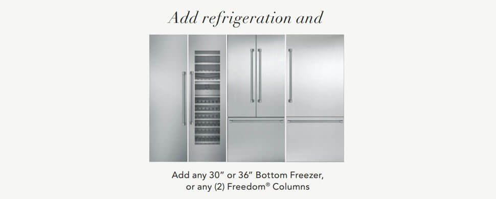 Thermador Ultimate Gift With Purchase - Add Refrigeration