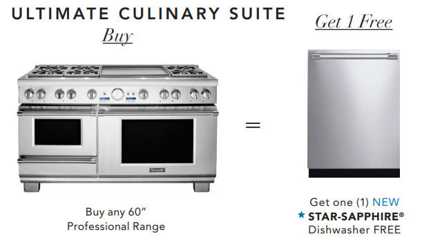 Thermador Ultimate Culinary Suite - Offer Details
