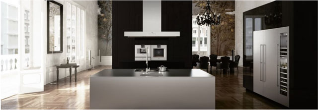 Gaggenau Mobile Header