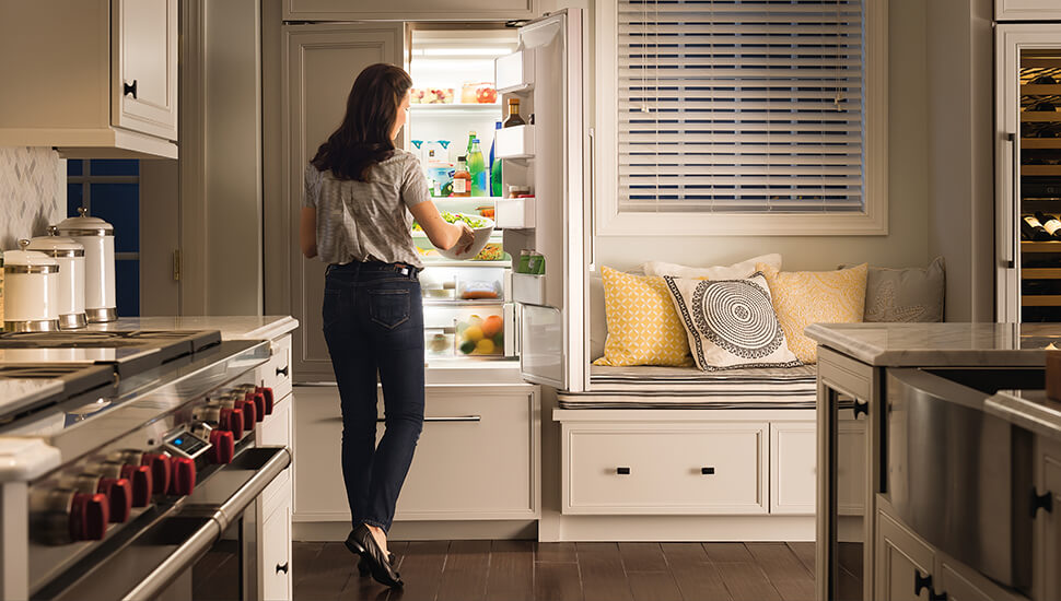 Built-in Refrigerator from SubZero