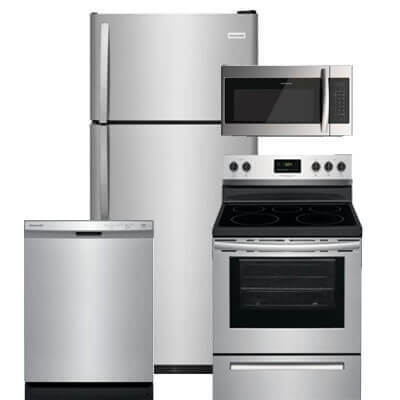 Kitchen Appliance Packages 4 Piece Appliance Sets Warners