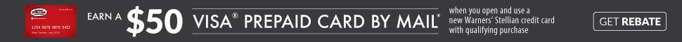 $50 gift card offer