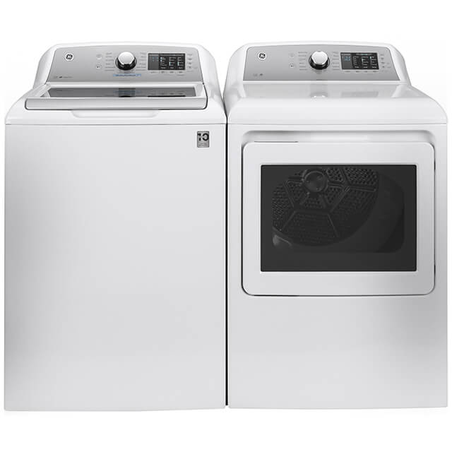 GE Laundry Pairs GTW720BSNWS, GTD72GBSNWS For Sale At Warners' Stellian