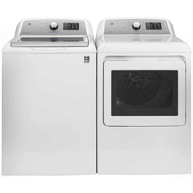 GE Laundry Pairs GTW725BSNWS, GTD72EBSNWS For Sale At Warners' Stellian