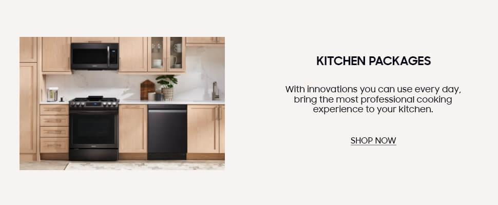 Samsung - Kitchen Packages