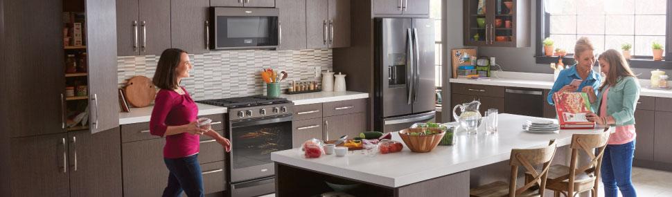 Whirlpool Kitchen Laundry Appliances Warners Stellian